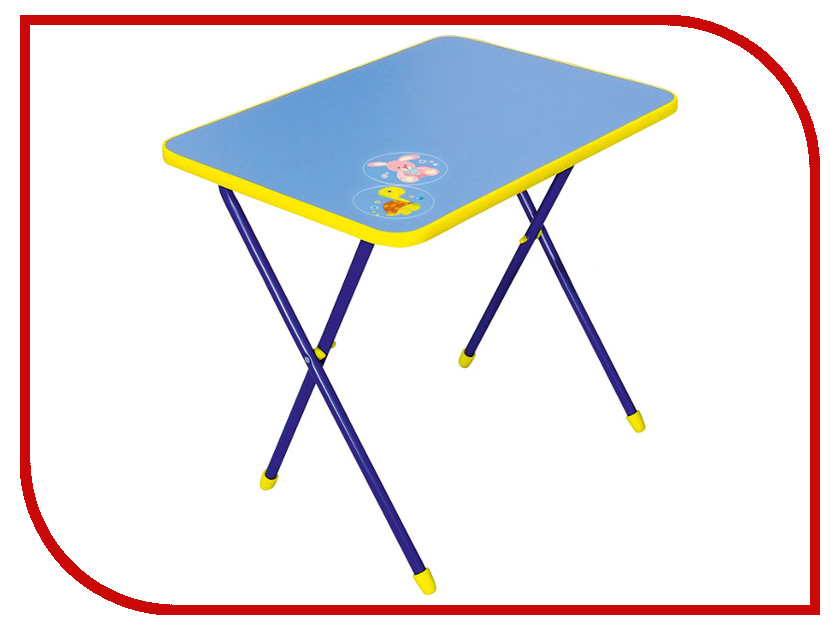 Набор детской мебели Nika Алина Blue СА1 игра nika алина pink ка2 р