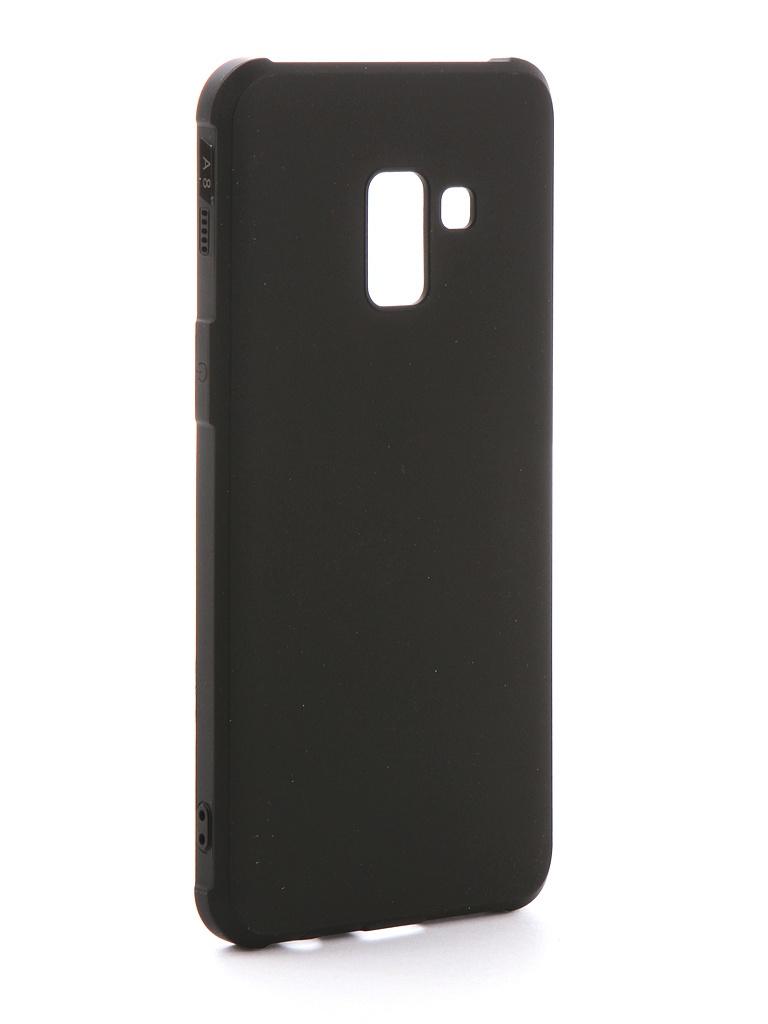 Аксессуар Чехол Red Line для Samsung Galaxy A8 2018 А530 Extreme Black УТ000014031 цена и фото