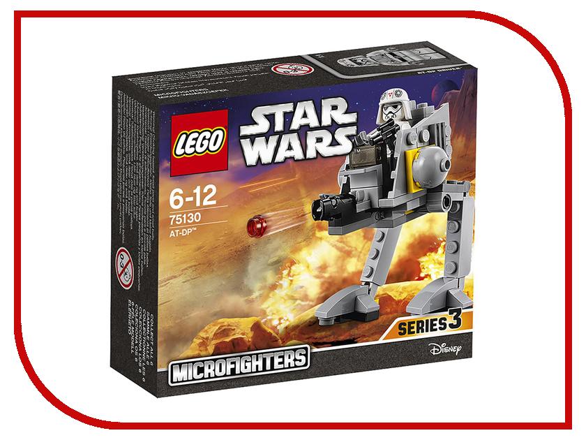Конструктор Lego Star Wars Вездеходная оборонительная платформа AT-DP 75130 lepin 05051 new star war series the at at transportation armored robot building blocks bricks toys con 75054
