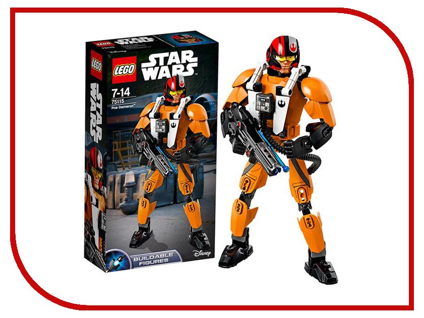 Конструктор Lego Star Wars По Дамерон 75115