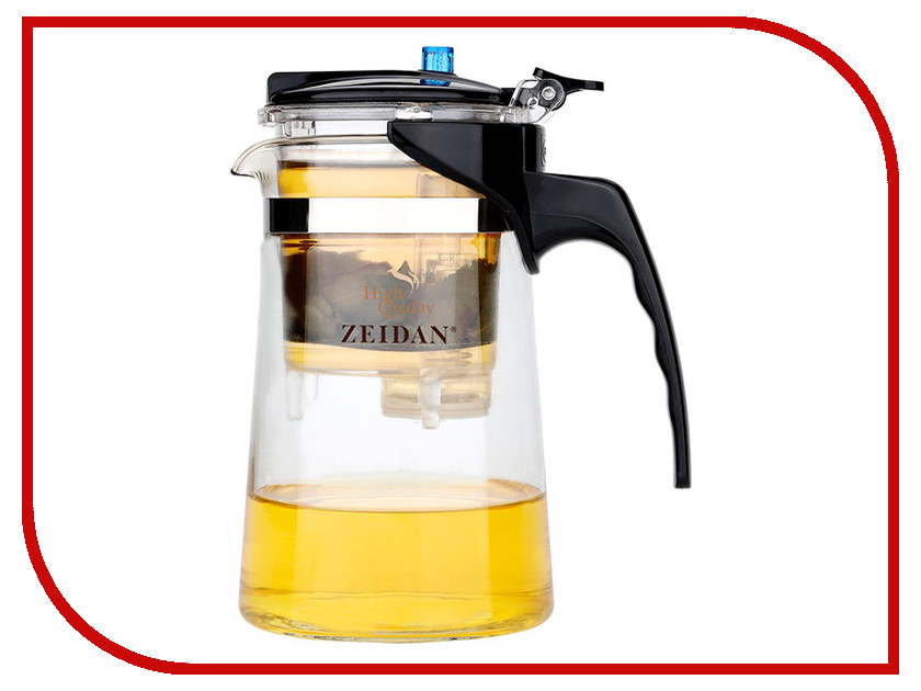 Чайник заварочный Zeidan 600ml Z-4171 чайник zeidan 2 5l z 4115 01