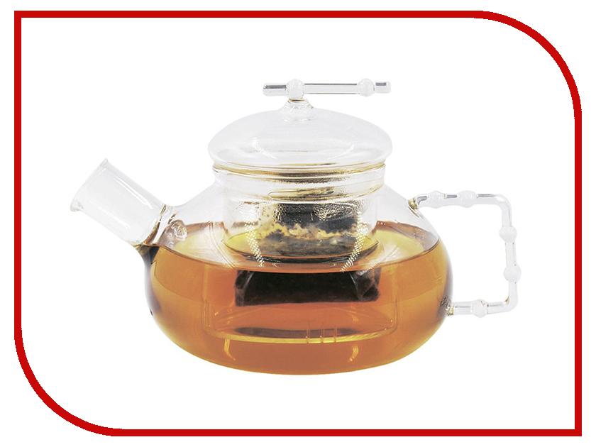 Чайник заварочный Zeidan 600ml Z-4180 чайник заварочный zeidan z 4061 0 8 л стекло прозрачный