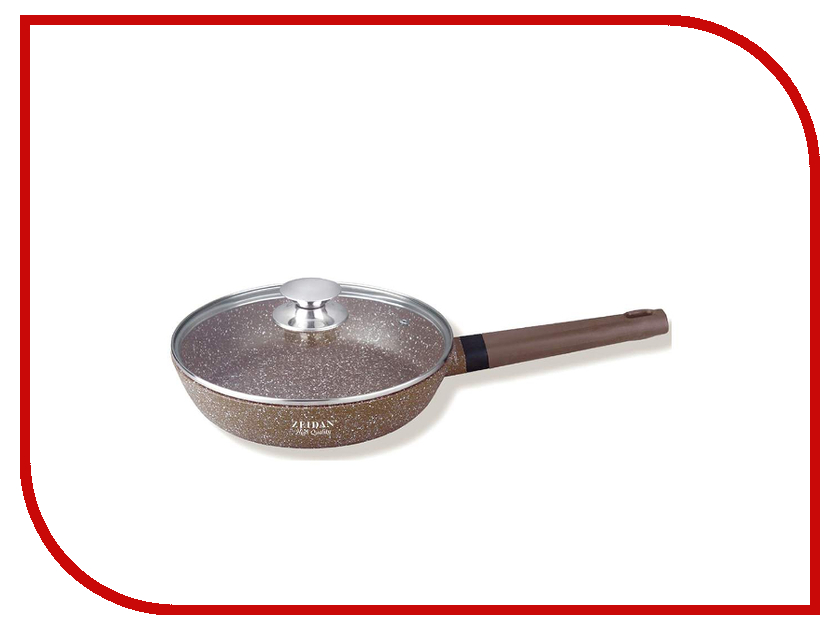 Сковорода Zeidan 24cm Z-90156 ковши zeidan z 50281