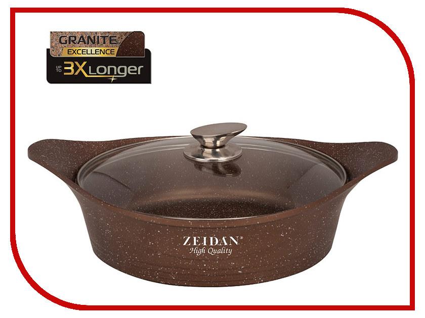Кастрюля-жаровня Zeidan 7L 32cm Z-50260 кастрюля zeidan 3l 18x11 5cm z 50238
