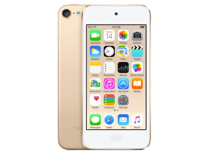 Плеер APPLE iPod Touch 128Gb Gold MKWM2RU/A megajet mj 150