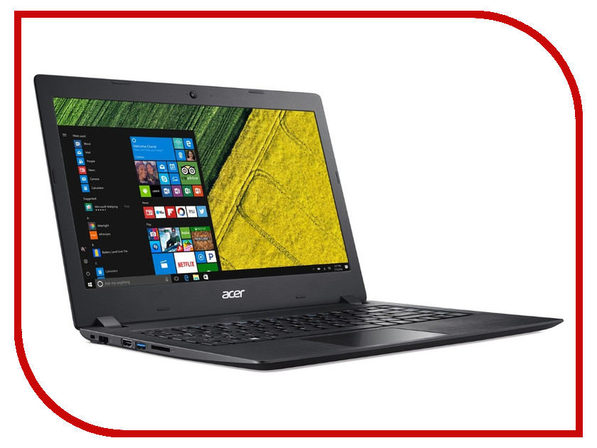 Ноутбук Acer Aspire A114-31-C7FK NX.SHXER.005 (Intel Celeron N3350 1.1 GHz/4096Mb/32Gb SSD/No ODD/Intel HD Graphics/Wi-Fi/Bluetooth/Cam/14.0/1366x768/Windows 10 64-bit) ноутбук krez n1304 black intel celeron n3350 1 1 ghz 3072mb 32gb no odd intel hd graphics wi fi bluetooth cam 13 3 1920x1080 windows 10 pro