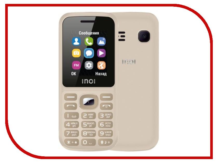 Сотовый телефон Inoi 105 Gold