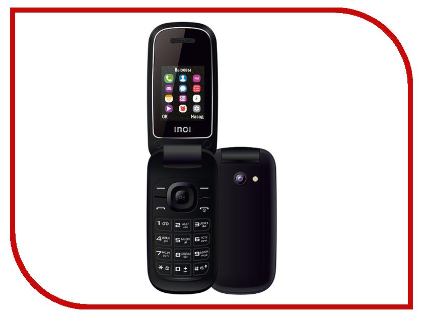 Сотовый телефон Inoi 108R Black сотовый
