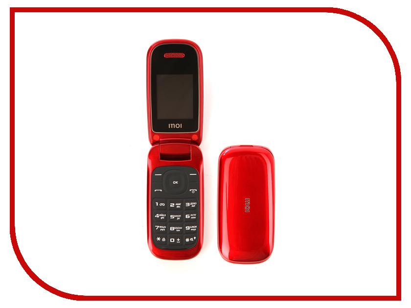Сотовый телефон Inoi 108R Red телефон сотовый keneksi e4 red