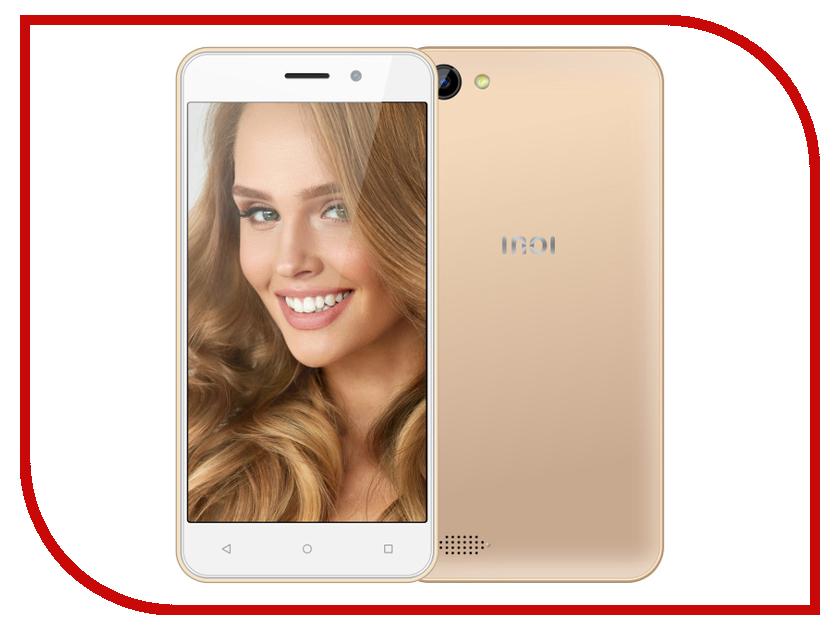 Сотовый телефон INOI 2 Gold сотовый телефон philips s386 navy