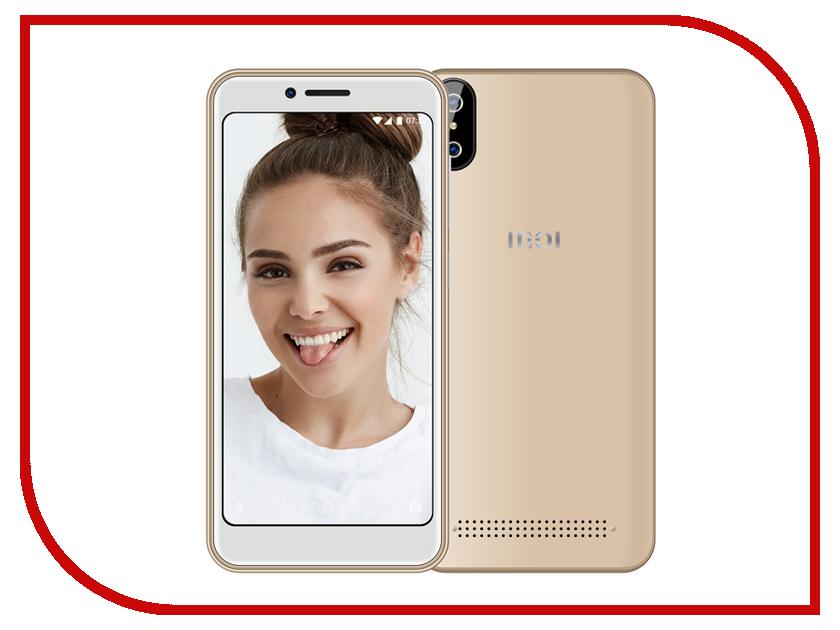 Сотовый телефон INOI 3 Lite Gold сотовый телефон senseit t100 black