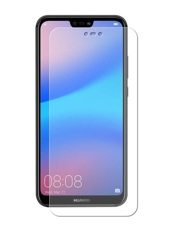 Защитная пленка Red Line для Huawei P20 Lite 5.84 TPU Full Screen УТ000015737