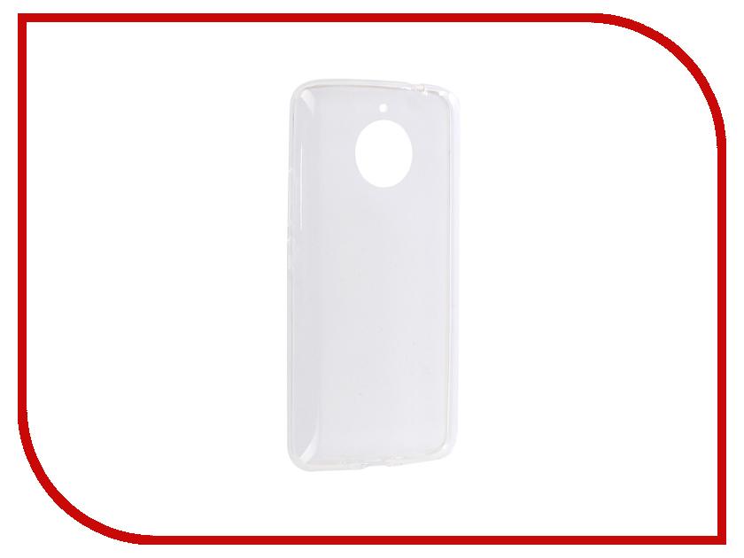 Аксессуар Чехол для Motorola Moto E4 Plus iBox Crystal Transparent
