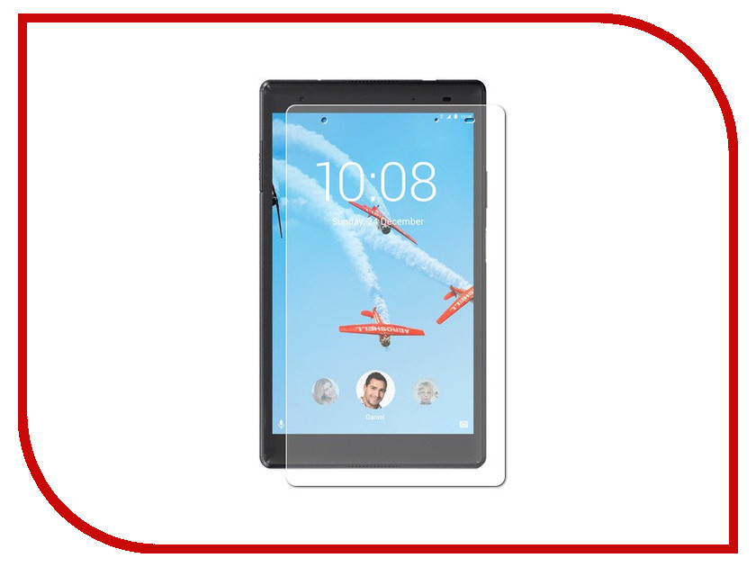 Аксессуар Защитная пленка для Lenovo TB-8704 Red Line УТ000013483 аксессуар защитная пленка lenovo yoga tablet 3 8 red line