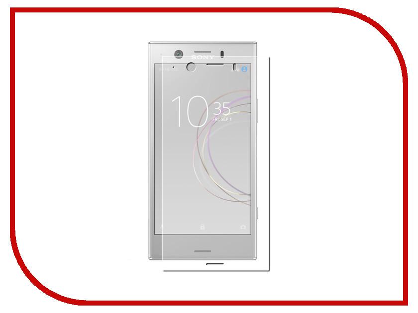 Аксессуар Защитная пленка Sony Xperia XZ1 Compact 4.6 Red Line TPU Full Screen аксессуар защитное стекло sony xperia xz premium red line full screen tempered glass black