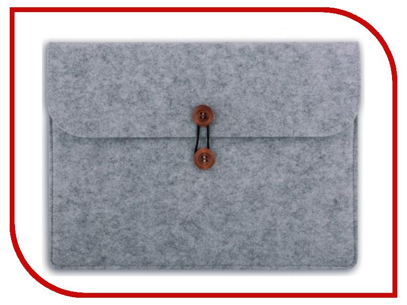 Папка для докуметов Феникс+ С деревянными пуговицами A4 36x26см 44631