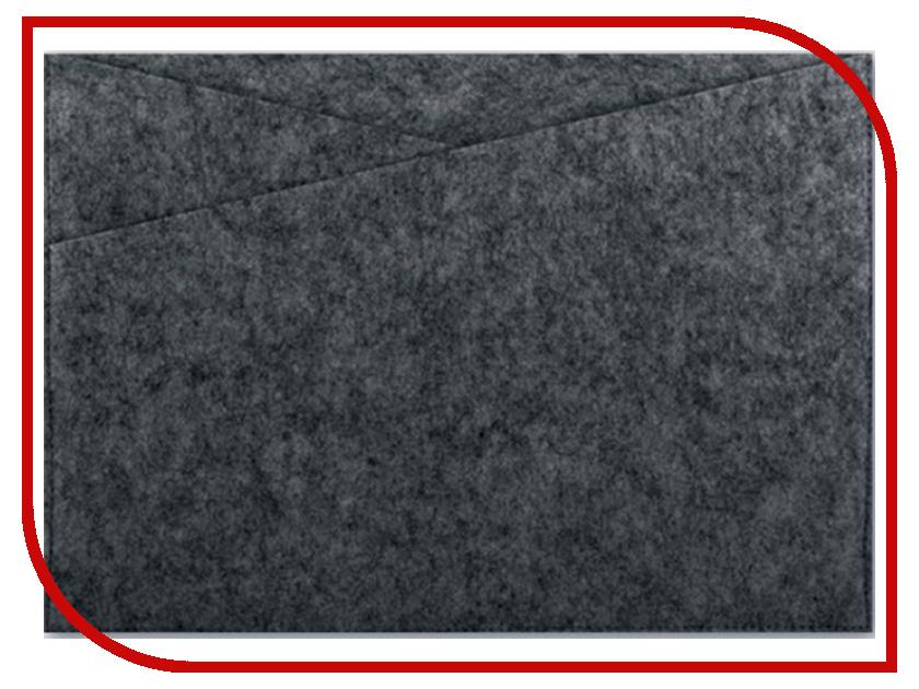 Папка Феникс+ A4 34x24см Dark Grey 44637 папка для документов феникс a4 33x23 3 black 41696