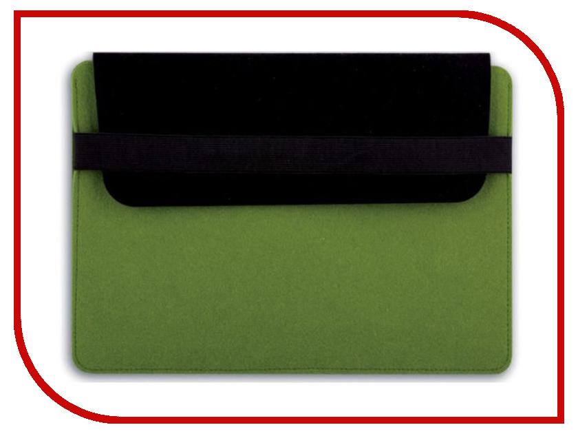 Папка Феникс+ на резинке А4 34x24 Green 44641 цена