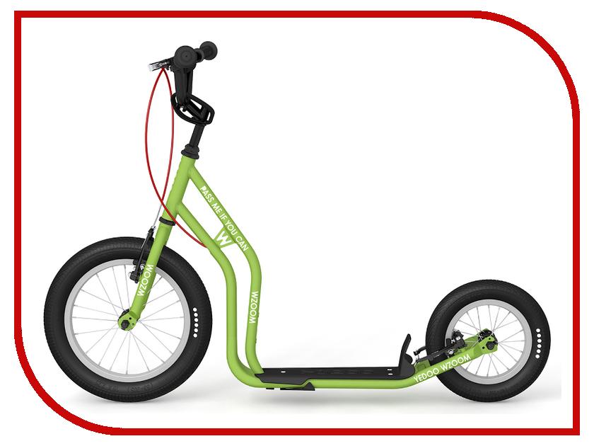 Самокат Yedoo Wzoom New Green 110911 цена
