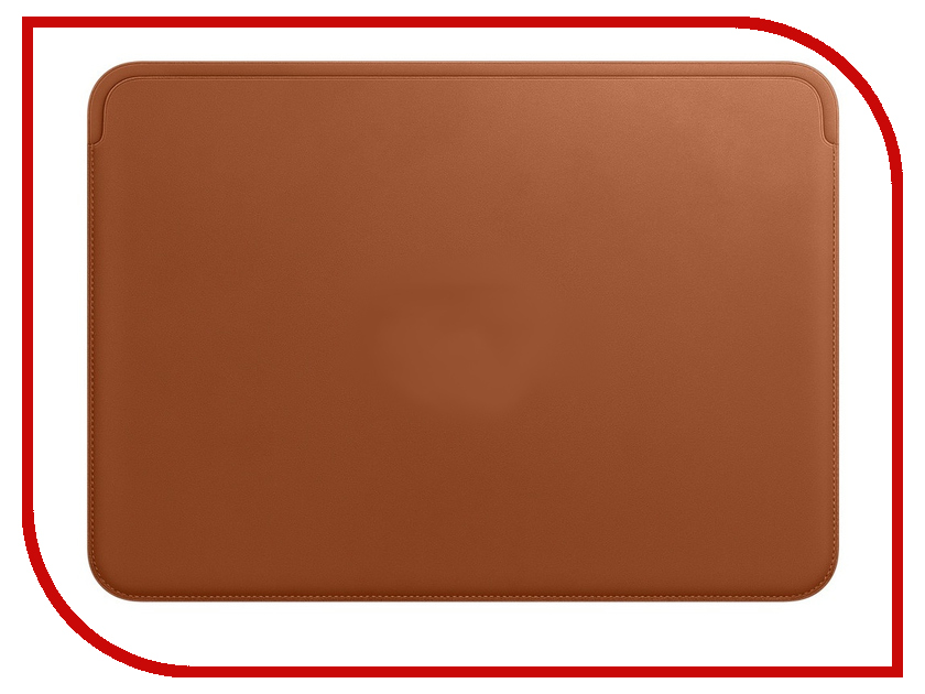 все цены на Аксессуар Чехол APPLE Leather Sleeve для MacBook 12 Saddle Brown MQG12ZM/A онлайн