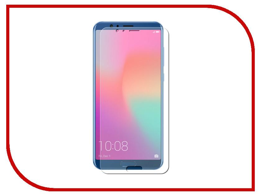 Аксессуар Гибридная защитная пленка для Huawei Honor View 10 5.99 Red Line TPU Full Screen УТ000015515 аксессуар защитная пленка для meizu m6 5 5 red line tpu full screen ут000015742
