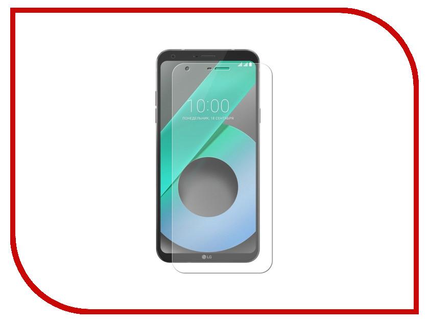 Аксессуар Гибридная защитная пленка для LG Q6 M700AN 5.5 Red Line УТ000015493 защитное стекло для lg q6 m700an onext