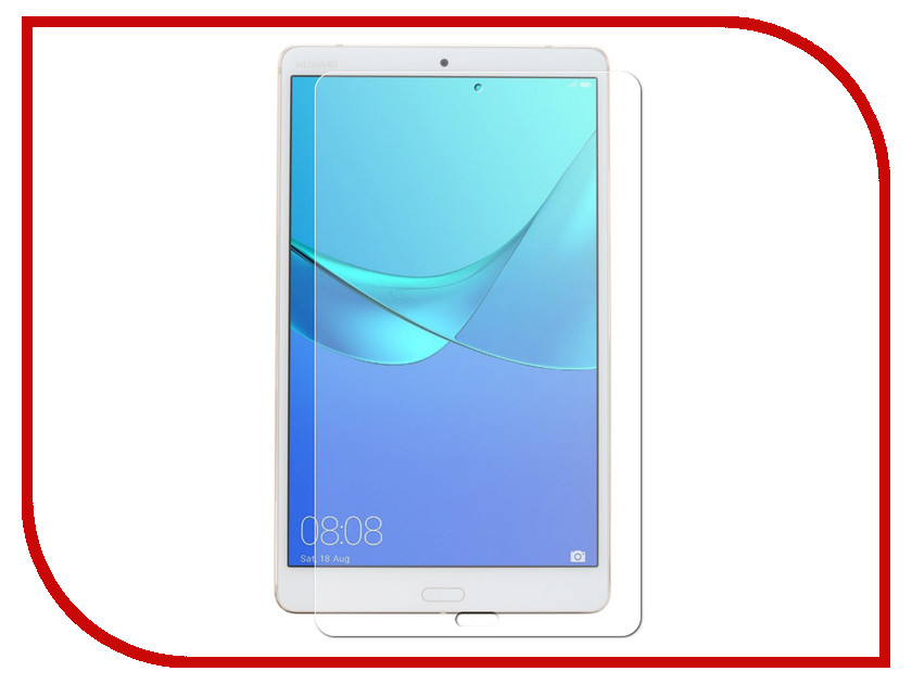 Аксессуар Защитное стекло Huawei Mediapad M5 8 Red Line Tempered Glass УТ000015555 new case for huawei honor x2 mediapad gem 703l lcd display touch screen digitizer glass sensor assembly free shipping