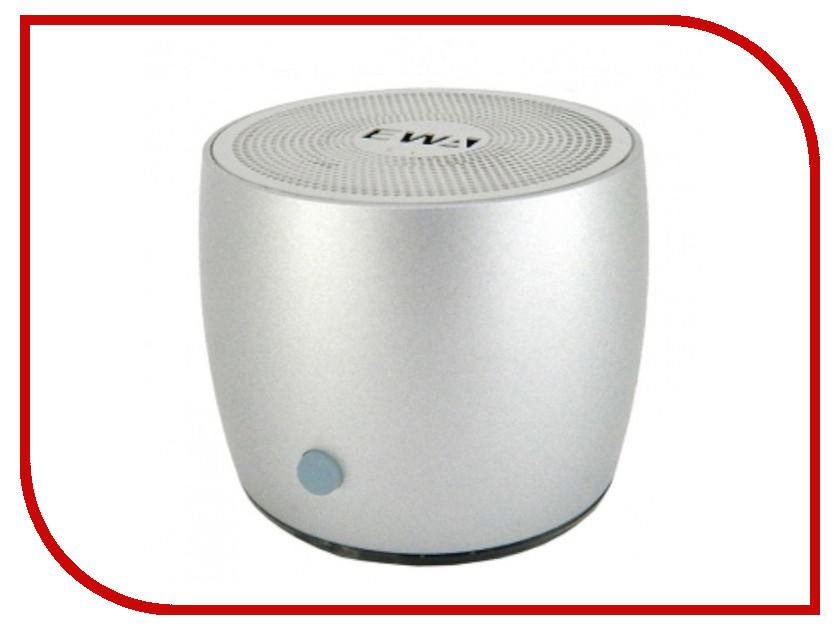 Колонка EWA A103 Bluetooth Silver ewa