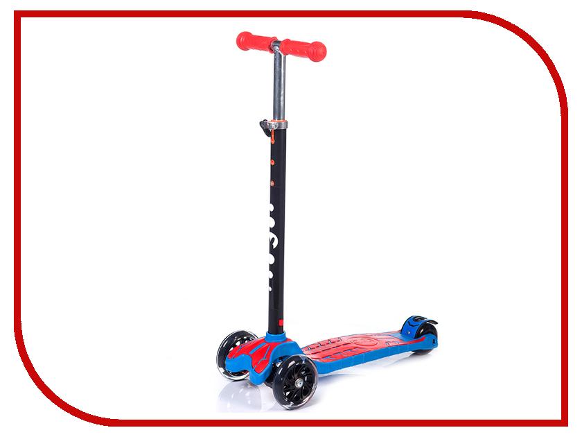 все цены на Самокат BabyHit Maxi Blue-Red онлайн