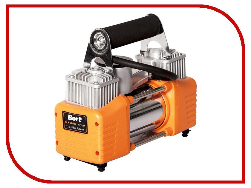 Компрессор Bort BLK-700x2 компрессор bort blk 251n