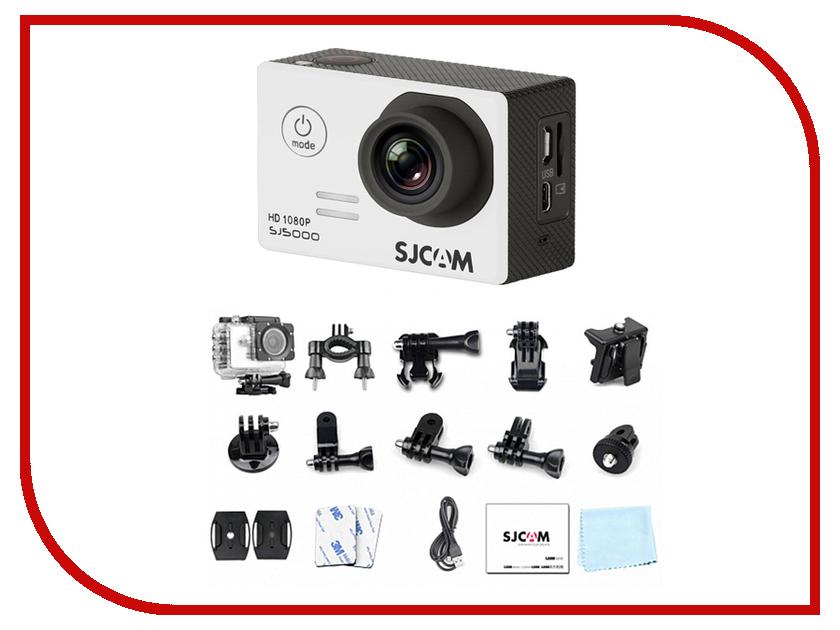 Экшн-камера SJCAM SJ5000 White no name sjcam m20