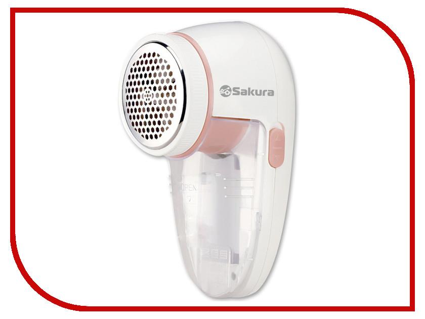 Машинка для удаления катышков Sakura SA-5206 Pink машинка для стрижки волос sakura premium sa 5110r