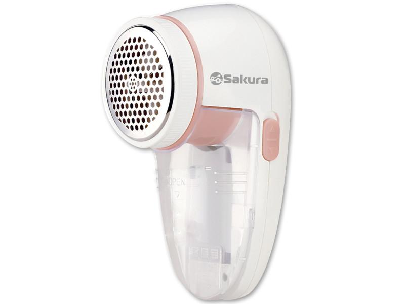 Машинка для удаления катышков Sakura SA-5206 Pink