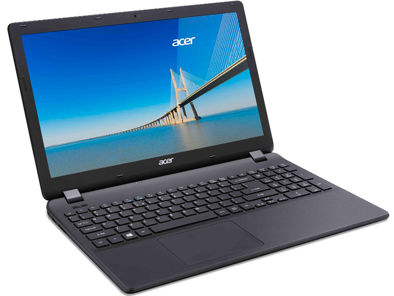 Ноутбук Acer Extensa EX2519-P690 NX.EFAER.087 (Intel Pentium N3710 1.6 GHz/4096Mb/500Gb/No ODD/Intel HD Graphics/Wi-Fi/Cam/15.6/1366x768/Endless)