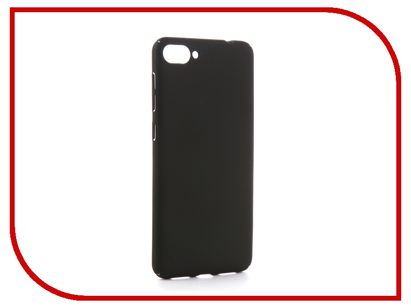 Аксессуар Чехол для ASUS ZenFone MAX M1 ZB555KL Neypo Soft Touch Black ST3905 аксессуар чехол для asus zenfone max zc550kl df soft touch aslim 10 black