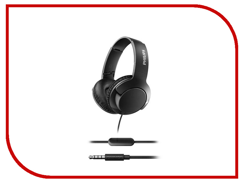 Philips SHL3175 Black