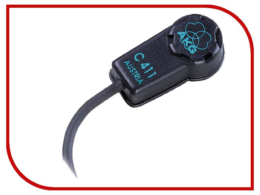 Микрофон AKG C411L цена