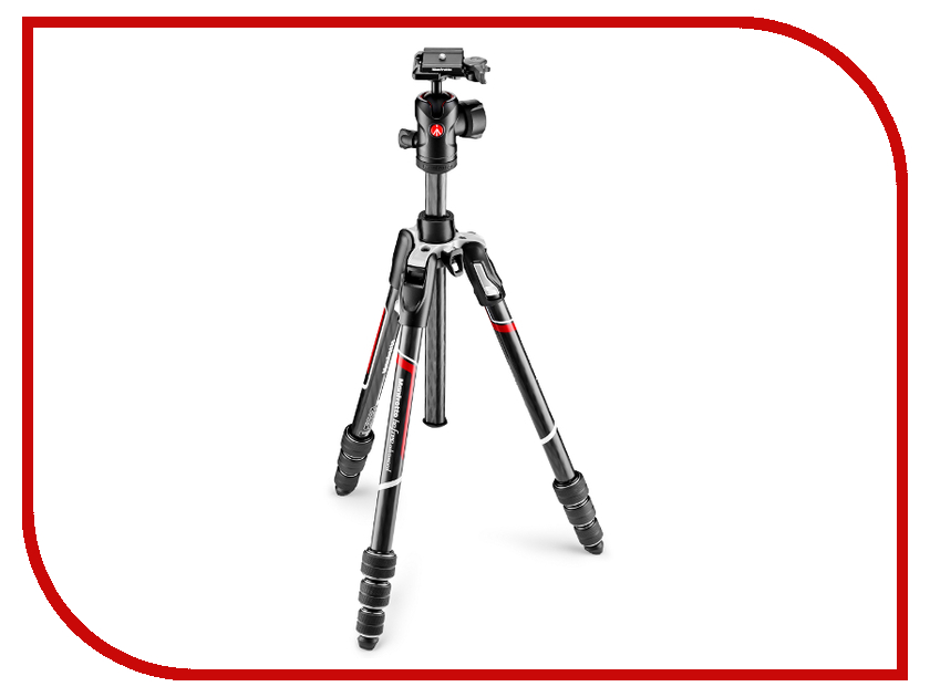 Штатив Manfrotto Befree Advanced MKBFRTC4-BH Carbon штатив manfrotto befree twist carbon mvkbfrtc live