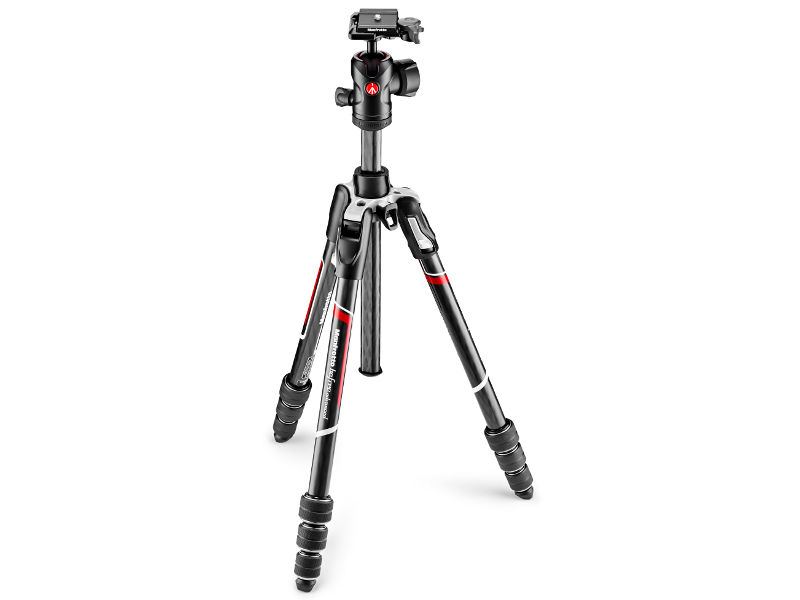Штатив Manfrotto Befree Advanced MKBFRTC4-BH Carbon юбка джинсовая befree befree be031ewbxkd0