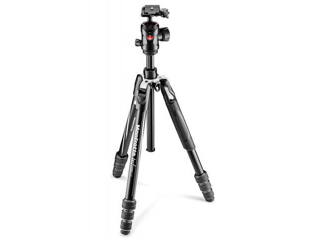 Фото - Штатив Manfrotto Befree GT MKBFRTA4GT-BH Aluminum Black fandyfire 102 flashlight aluminum alloy casing shell housing with clip black