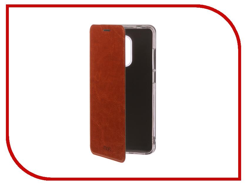 Аксессуар Чехол-книжка Xiaomi Redmi 5 Mofi Vintage Brown 16274 цена