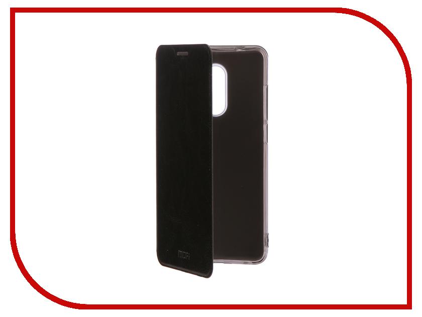 Аксессуар Чехол-книжка для Xiaomi Redmi 5 Mofi Vintage Black 16273