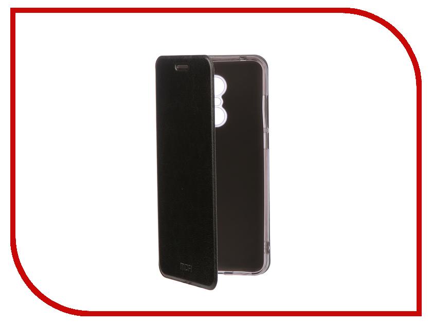 Аксессуар Чехол-книжка для Xiaomi Redmi 5 Plus Mofi Vintage Black 16276