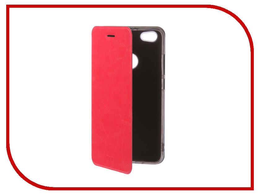 Аксессуар Чехол-книжка для Xiaomi Redmi Note 5A Prime Mofi Vintage Pink 16269 цена