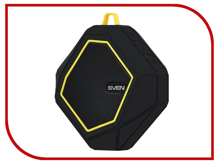 Колонка SVEN PS-77 Black-Yellow