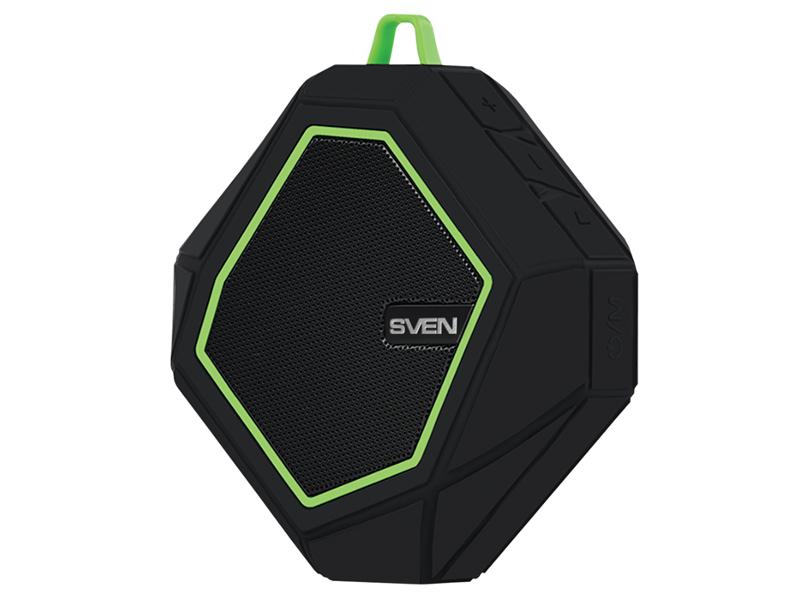 Колонка SVEN PS-77 Black-Green