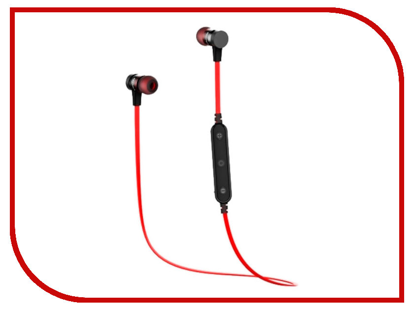 Awei B922BL Red наушники awei es100m red