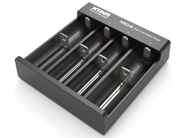 Зарядное устройство XTAR MC4 цена и фото