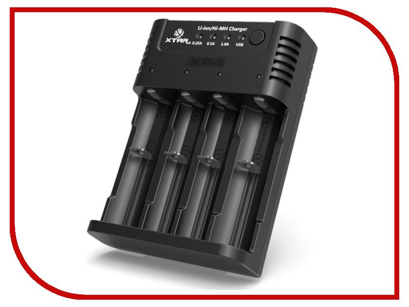 Зарядное устройство XTAR XP4 зарядное