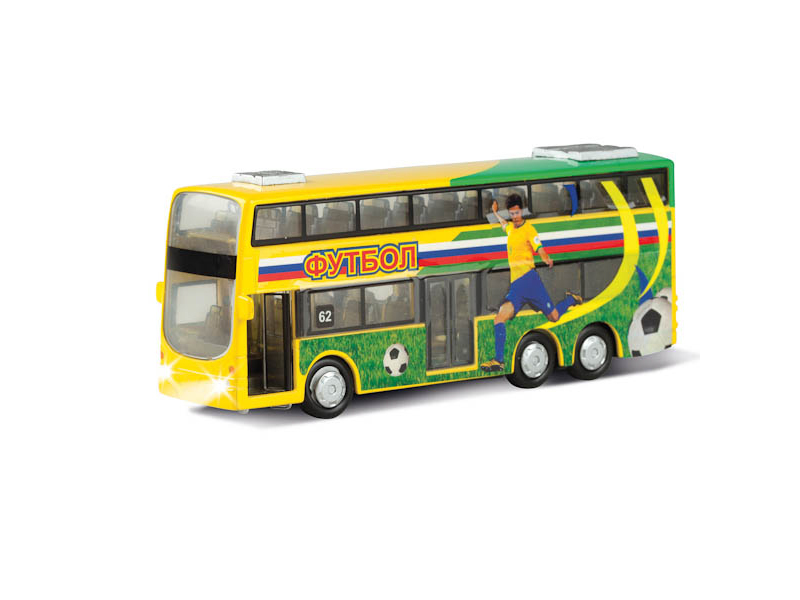 Игрушка Технопарк Автобус CT10-054-6